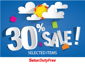 30 % sale selected items