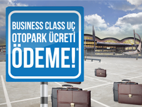 Fly Business Class Park for Free