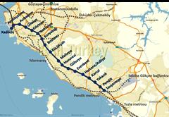 Kadik 246 Y Kartal Tavşantepe Metro Line