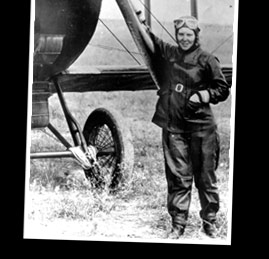 Sabiha Gökçen, become a pilot after attending the the Pilots School in 1935.